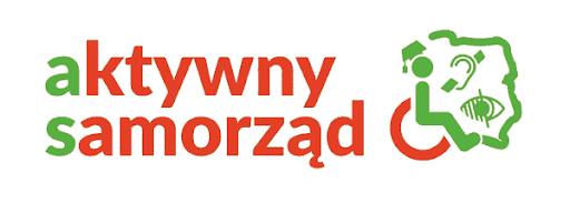 Aktywny Samorząd logo programu