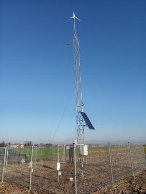 Galeria Stacja meteorologiczna