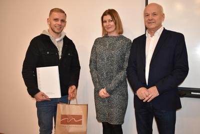 Galeria Nagroda Okolicznościowa Starosty Ostrołęckiego