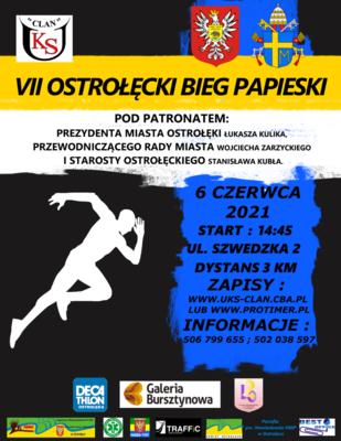 Plakat Bieg Papieski.png