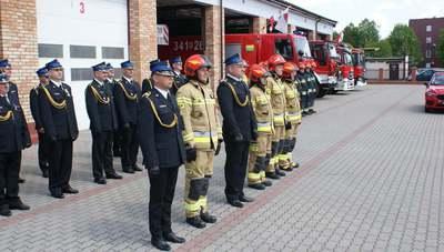 Galeria Święto strażaków