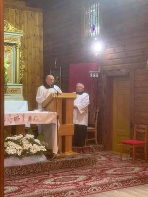 Galeria Ksiądz Józef Kacperski przechodzi na emeryturę