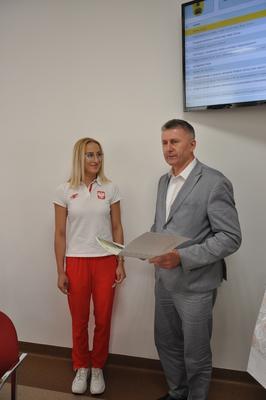 Galeria Nagroda Okolicznościowa Magdalena Żebrowska
