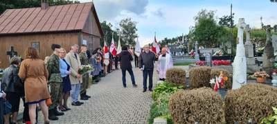 Galeria Uroczystości 1 września w Kadzidle