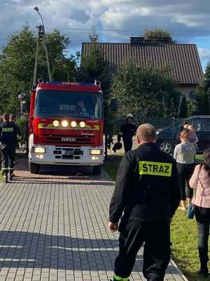 Galeria Wóz strażacki dla OSP w Dzwonku