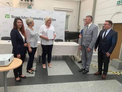 Galeria Nagrody starosty na sesji Rady Powiatu