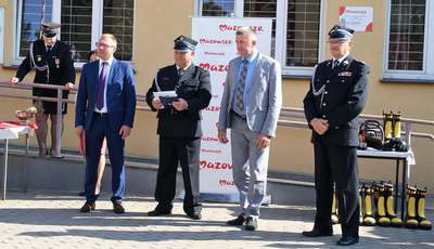 Galeria Gminny Dzień Strażaka w Czarni