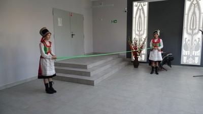 Galeria Otwarcie sali widowiskowo-kinowej w RCKK w Myszyńcu