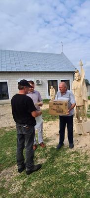 Galeria Plener rzeźbiarski w Rzekuniu