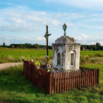 Galeria Kapliczki i cmentarze